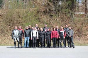 14.04.2018 Motorrad Sicherheitstraining