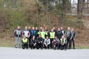 15.04.2018 Motorrad Sicherheitstraining