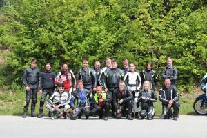 29.04.2018 Motorrad Sicherheitstraining