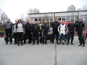 07.04.2019 Motorrad Sicherheitstrianing