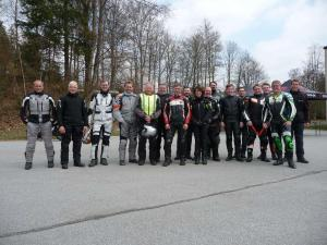 13.04.2019 Motorrad Sicherheitstrianing