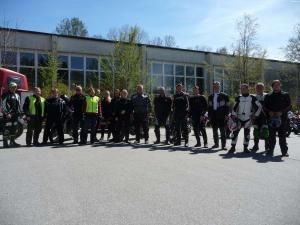 22.04.2019 Motorrad Sicherheitstrianing